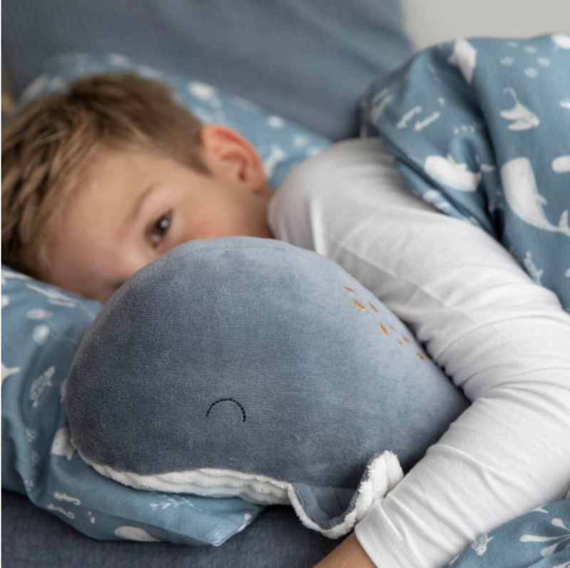 large-cuddly-toy-whale-ocean-blue