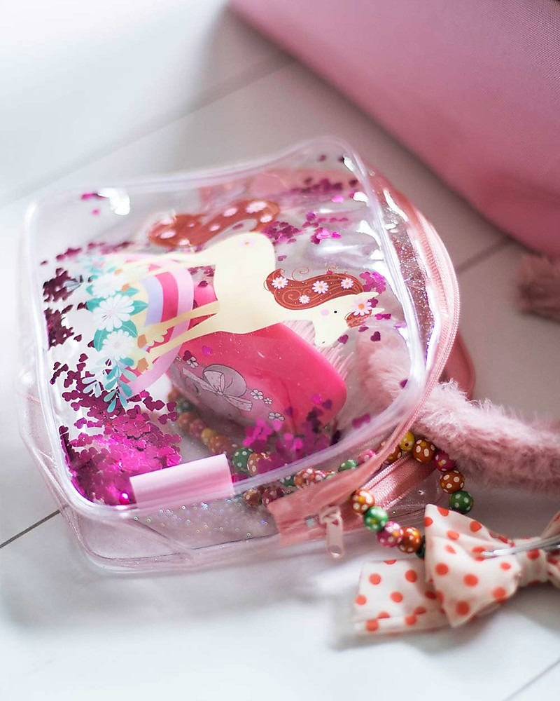 beauty-case-glitter-cavallo-rosa